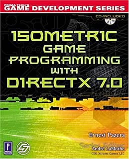 Isometric Game Programming with DirectX 7.0 w/CD (Premier Press Game Development (Software))