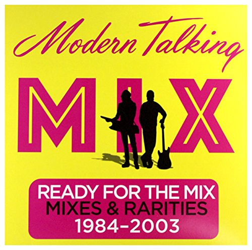 Modern Talking: Ready For The Mix [Winyl]
