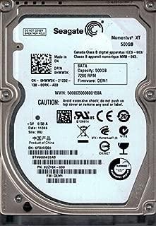 ST95005620AS P/N: 9UZ154-030 F/W: DEM1 WU 5YX Seagate 500GB
