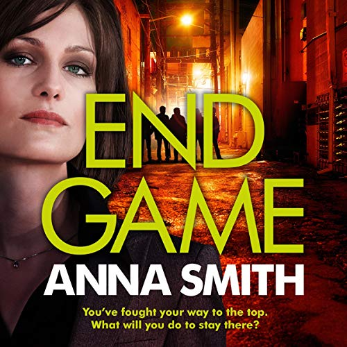 End Game audiobook cover art