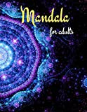 Mandala for adults: Mandalas for Adults 2020, Animal and Bird Mandala Coloring Book Mindfulness and Stress Relief: 40 beautiful mandalas to color in, adult mandala ...