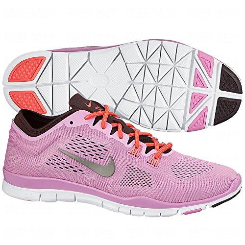 Nike WMNS Free 5.0TR FIT 4Damen Sneaker, rosa - rosa - Größe: EU 36