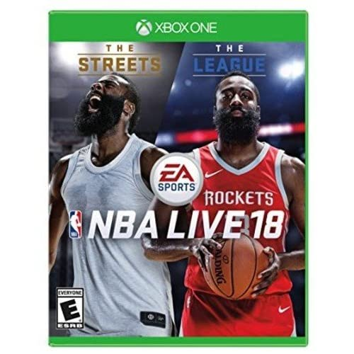 3bfe3d6e6 Amazon.com  NBA LIVE 18  The One Edition - Xbox One  Nba Live 18  The One  Edition  Video Games