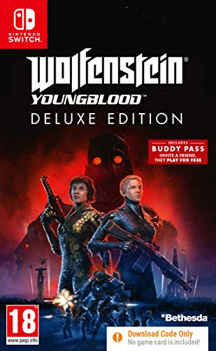 Wolfenstein Youngblood Deluxe Edition - Nintendo Switch [Importación inglesa]