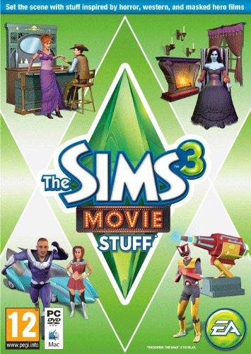 The Sims 3: Movie Stuff (PC DVD) [UK IMPORT]