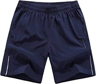 costume da bagno uomo boxer mare shorts pantaloncini corti taglie forti 4xl 5xl