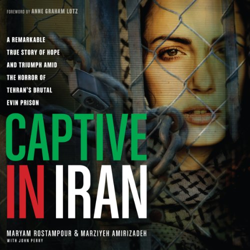 Captive in Iran audiobook cover art