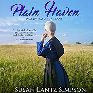 Plain Haven      Plainly Maryland, Book 1              By:                                                                                                                                 Susan Lantz Simpson                               Narrated by:                                                                                                                                 Amy Deuchler                      Length: 8 hrs and 46 mins     6 ratings     Overall 5.0