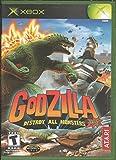 xbox monsters inc - Godzilla Destroy All Monsters - Xbox