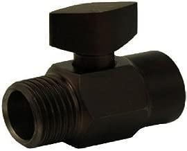 CPI PLU6201ORB Overhead Shower Water-Volume Control, Oil Rubbed Bronze Finish