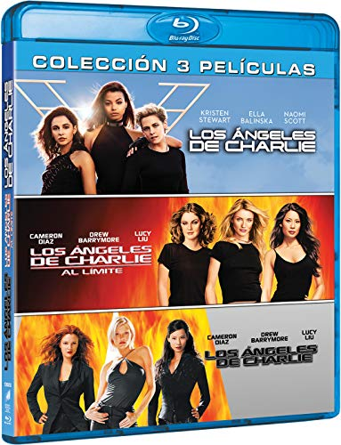Los Ángeles de Charlie 1-3 (BD) [Blu-ray]