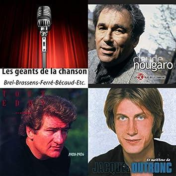 Les grands crooners francophones