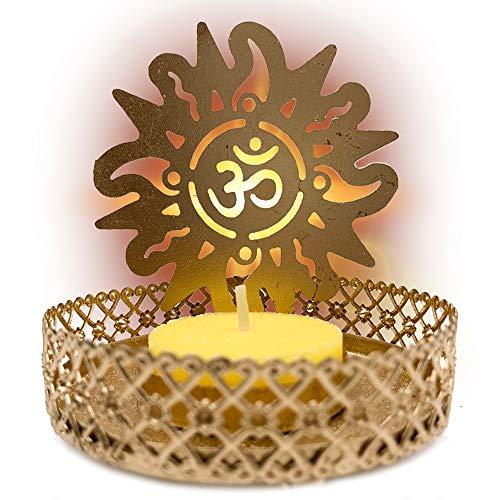 Candelabros Decorativos Dorados candelabros decorativos  Marca Snadi