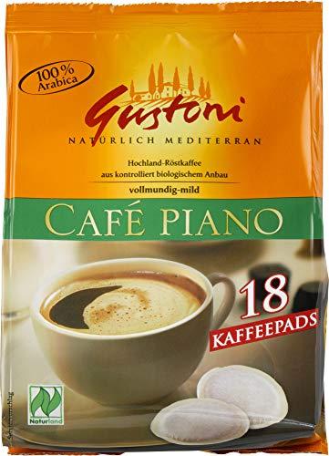 Gustoni Kaffee-Pads