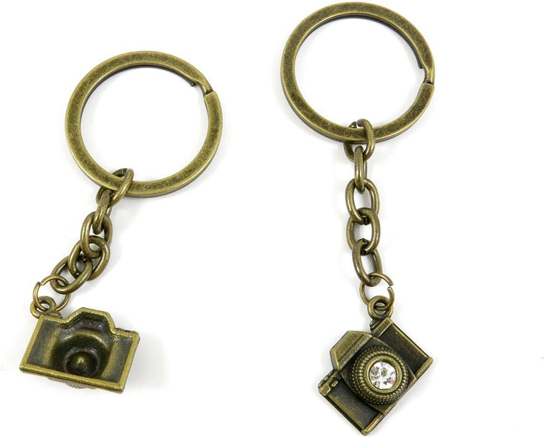 160 Pieces Fashion Jewelry Keyring Keychain Door Car Key Tag Ring Chain Supplier Supply Wholesale Bulk Lots S6OV1 Camera