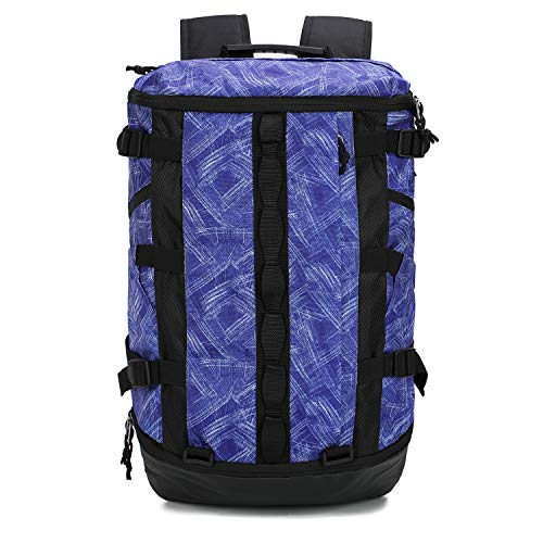 TRAILKICKER 26L Basketball Backpack with Ball compartment | Separate Ball, Laptop, Shoe & Dirty Clothes compartments | Sport Backpack for Soccer, Volleyball, Swimming, Tennis | Boys, Men, Youth, Girls & Women