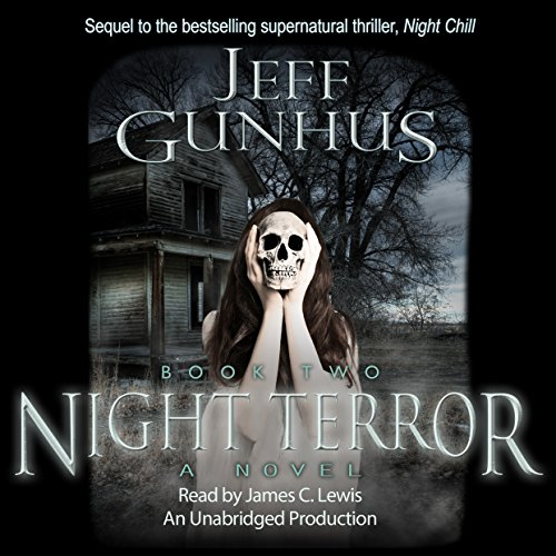 Night Terror, Book 2 audiobook cover art