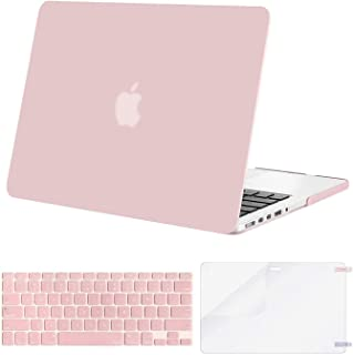 Mosiso Mosiso Plastic Hard Case with Keyboard Cover with Screen Protector Only for [Previous Generation] MacBook Pro Retin...