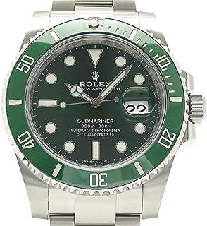 (ロレックス)ROLEX 腕時計 サブマリーナ デイト メーカー保証期間中 SS 116610LV(ランダム) メンズ 未使用