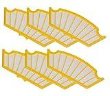6 Filtres pour la série 500 de iRobot Roomba - 510 520 530 531 532 537 540 550 560 570 580 vendus par SchwabMarken