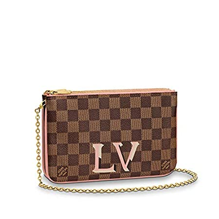Fashion Shopping Louis Vuitton Pochette Double Zip Crossbody Bags Purse Handbags