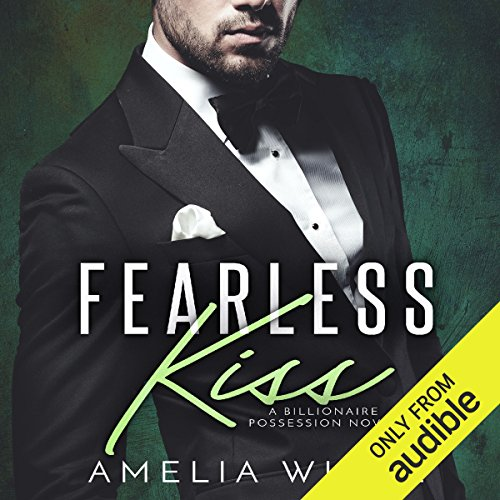 Fearless Kiss audiobook cover art
