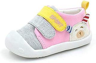 MK MATT KEELY Bébé Garçons Filles Chaussons Pantoufles Bambin Hiver Chaud Peluche Chaussures