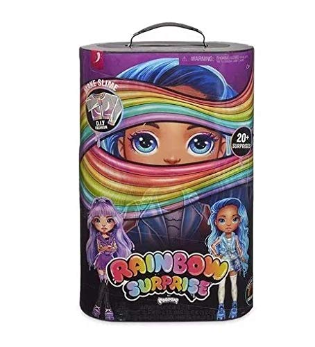 Boneca Poopsie Rainbow Surprise Slime Pronta Entrega