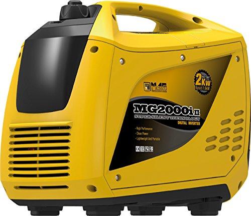 Generador eléctrico inverter motor gasolina 4T