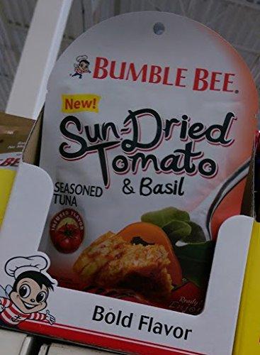 Bumble bee sun dried tomato  basil 2.5oz