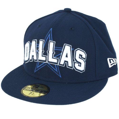 New Era NFL Draft Dallas Cowboys - Gorra azul 59