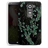 DeinDesign Coque Compatible avec LG G2 Mini Étui Housse Eucalyptus Feuilles Nature