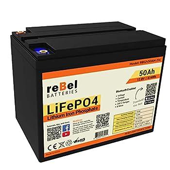 Best 50ah lithium battery Reviews