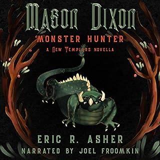 Mason Dixon: Monster Hunter audiobook cover art
