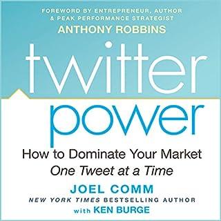 Twitter Power audiobook cover art