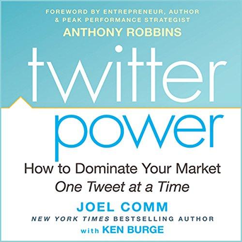 Twitter Power cover art