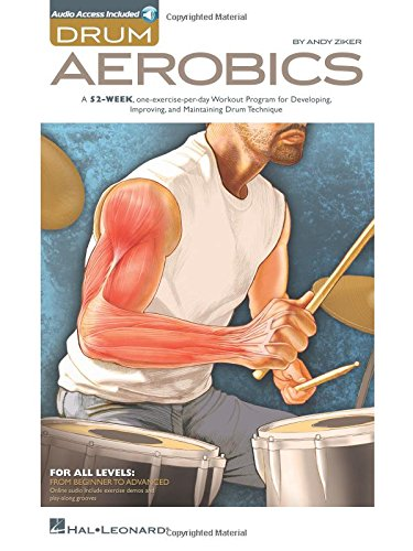 Compare Textbook Prices for Drum Aerobics Pap/Com Edition ISBN 9781423477884 by Ziker, Andy