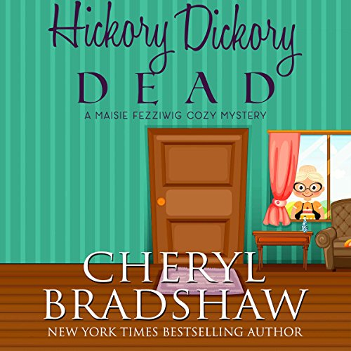 Hickory Dickory Dead audiobook cover art