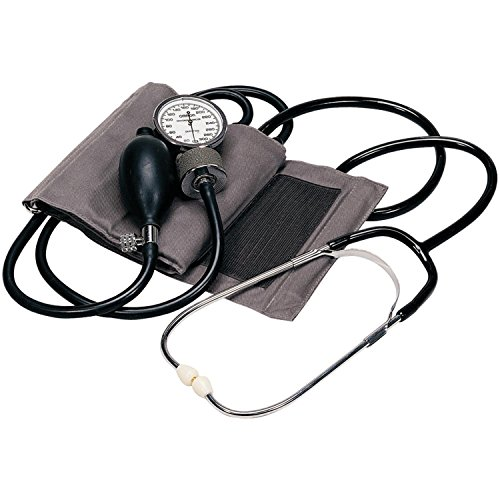 Blood Pressure Kit with Stethoscope - Omron HEM18