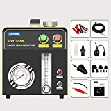 AUTOOL SDT-205S Automotive EVAP Smoke Leak Detector Machine, Fuel Leakage Diagnostic Tester with Flowmeter Display Dual-Modes for All Vehicles