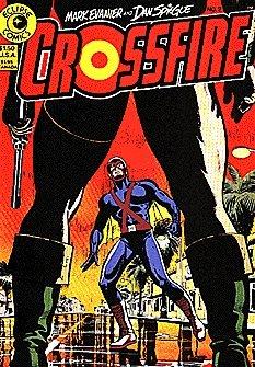 Comic Crossfire (1984 series) #2 Book