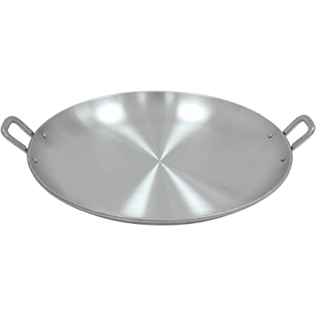 Bayou Classic 8538 16-Inch Paella Pan Cookware Kitchen & Dining ...
