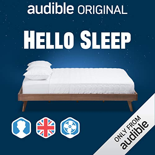 Hello Sleep: UK/Male/White Noise Background cover art