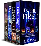 In the First: Four action-packed, first in series, thrilling mysteries (English Edition)