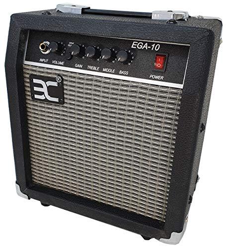Amplificador combo para guitarra electrica ROCKSTAR EGA10 con 10W driver y ganancia de rockmusic