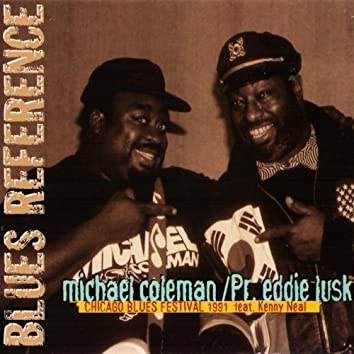 Chicago Blues Festival 1991 feat. Kenny Neal (Blues Reference)