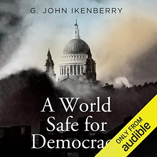 『A World Safe for Democracy』のカバーアート