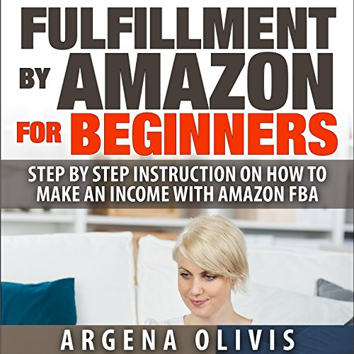 Fulfillment by Amazon for Beginners audiobook cover art