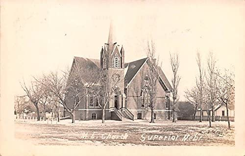 Omaha Mall ME Church Superior Nebraska Limited time for free shipping postcard
