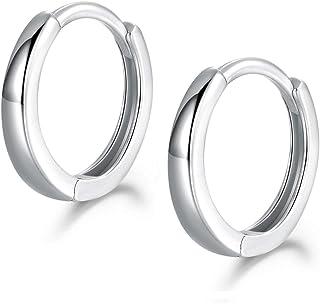 a10d2fad78300 Amazon.co.uk: Hoop - Earrings / Women: Jewellery